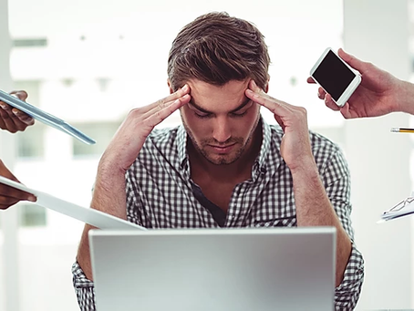 How to overcome Thesis stress? 6 more tips will clear your dissertation anxiety