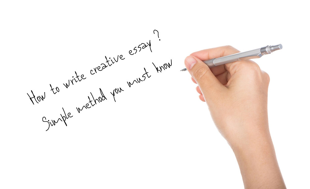 How to write a creative essay ?