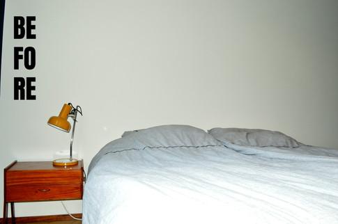 CreateWow P1 Slaapkamer Before