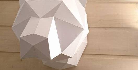 Trophée Tête d'ours / Bear Head Trophy - Puzzle 3D papercraft