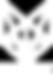 Logo LOW POLY RENARD SANS FOND avec ecri
