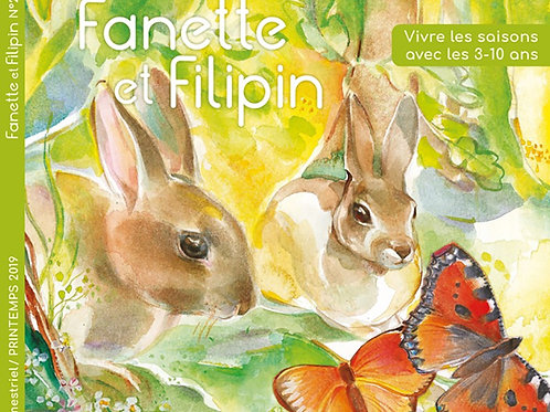 Journal de Fanette et Filipin