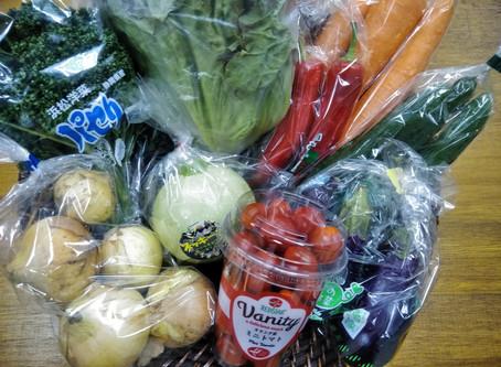 高い野菜は美味しい…?~テクテク・workshop