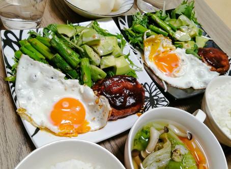 病める時も健やかなるときも、野菜。