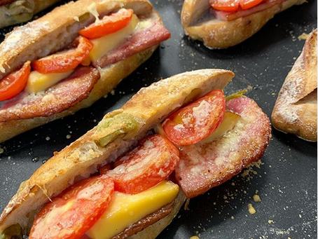 野菜を美味しく食べるパン