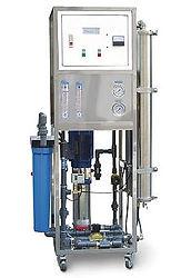 filtração de água