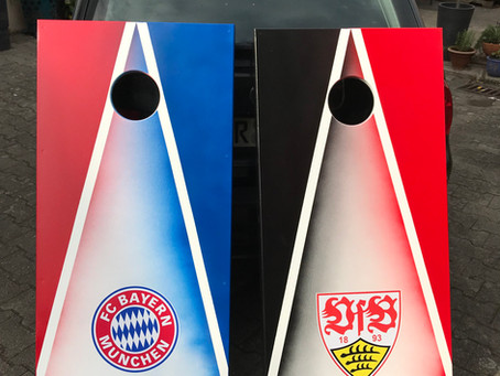 "The Ultimate Guide: How to Build ""Long Board"" Regulation Cornhole Boards & Bags in Germany"