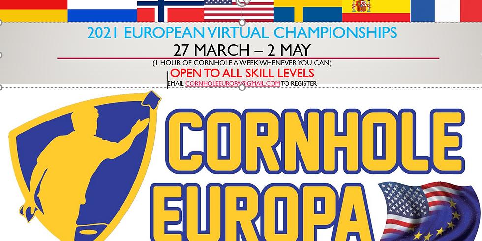2021 Cornhole Europa Virtual Championships