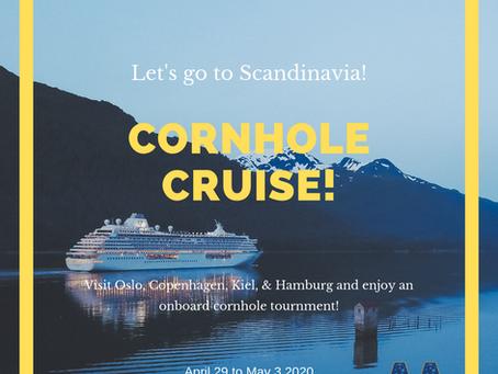 Scandinavian Cornhole Cruise: Let's Throw Some Bags in Europe!