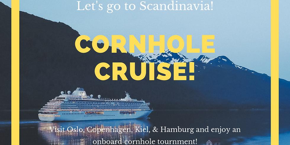 Scandinavian Cornhole Cruise
