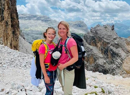 Backpacking the Alps with Kids: Packing List to Maximize Fun