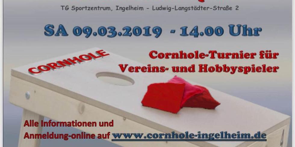 Rheinhessen Open 2019 - Cornholefreunde Ingelheim 55218 DE
