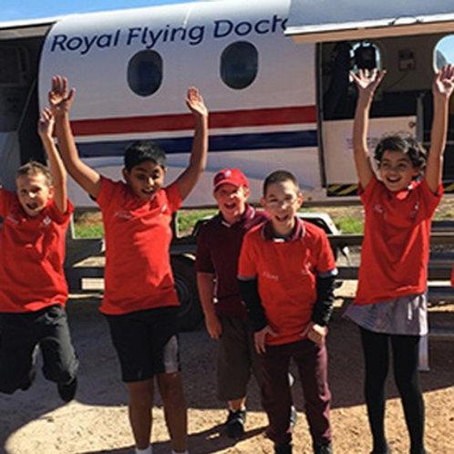 Royal Flying Doctor Service Live Map