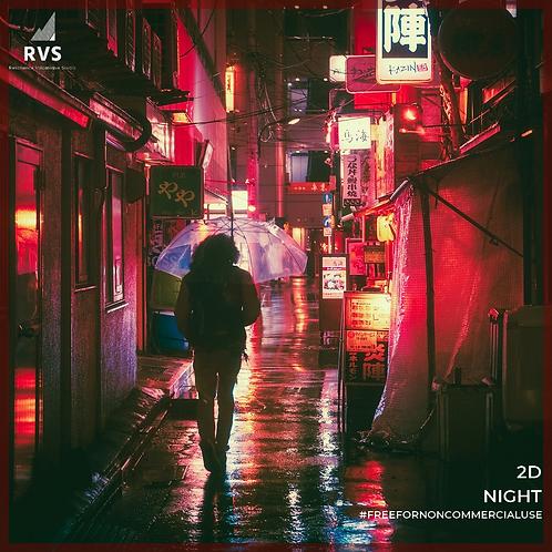 """[FREE] Hatik x Fianso Type Beat - """"NIGHT"""" by 2D 🌙"""