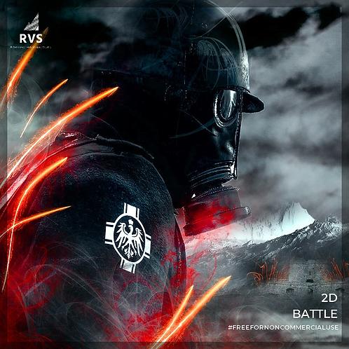 "[FREE] Pop Smoke x UK & French Drill Type Beat - ""Battle"" by 2D ⚔️"