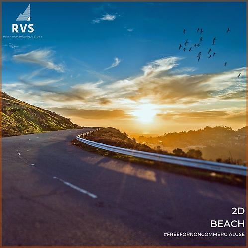 "[FREE] Summer Guitar Type Beat - ""Beach"" by 2D ☀️"