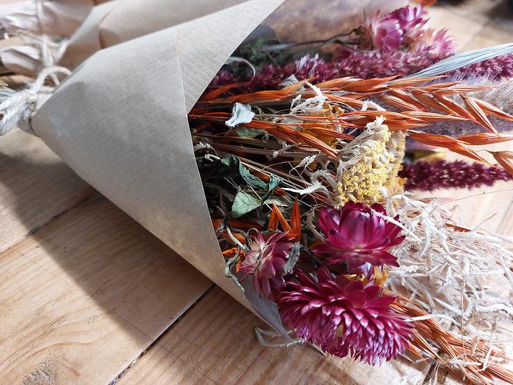 Hickory - Autumn Posy Wrap
