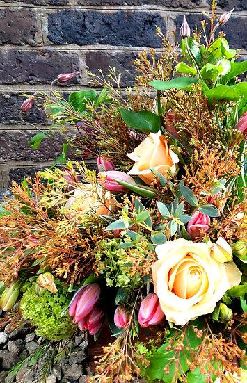 Dedicated Doorstep Flowers (Bunch Subscription)