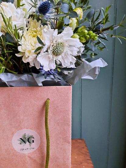 Dedicated Doorstep Flowers (Subscription)