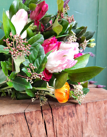 Beautiful Fresh Bunch Wrap - Excluding 12th, 13th & 14th March