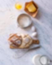 Composition de pain frais