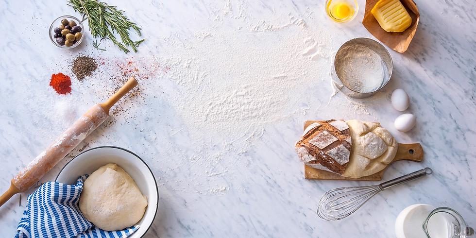 Bread Basics SATURDAY 18th APRIL