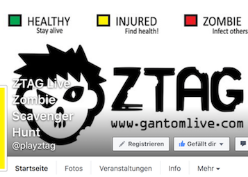 ZTAG now has its own Facebook page