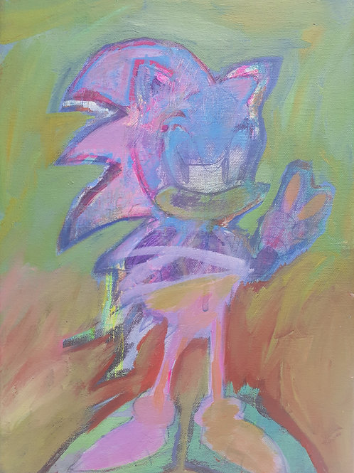 Sonic Hawkins