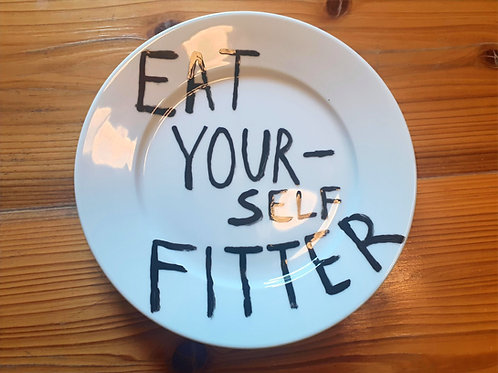 Eat Yourself Fitter