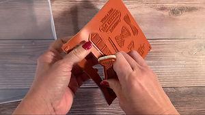 Labeling Cling Stamps - 1 Tear Stamps fr