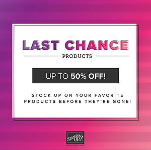 Last Chance Products Sale Up to 50 Perce