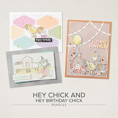 Hey Chick and Hey Birthday Chick Bundles