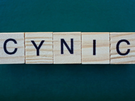 Cynicism Exposed and Hope Extended