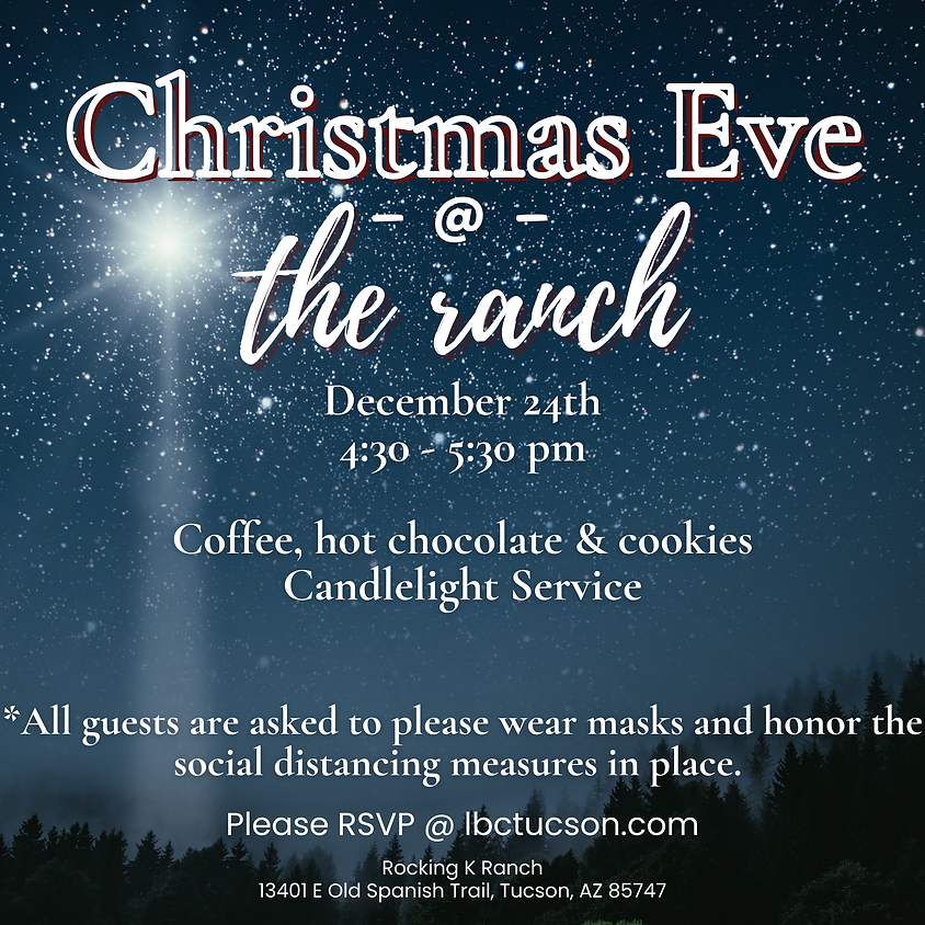 Christmas Eve @TheRanch