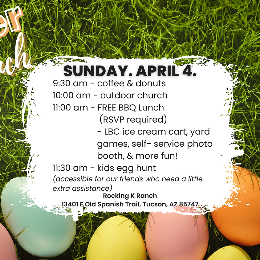 Easter @ TheRanch