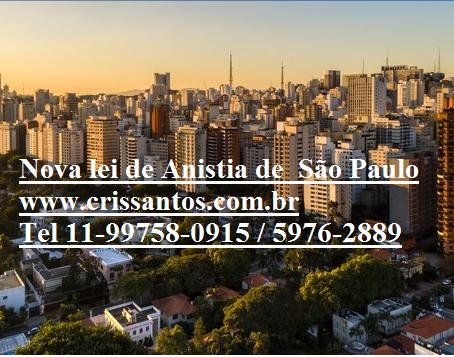 Prefeitura de São Paulo prevê anistia para 150 mil imóveis irregulares na capital paulista