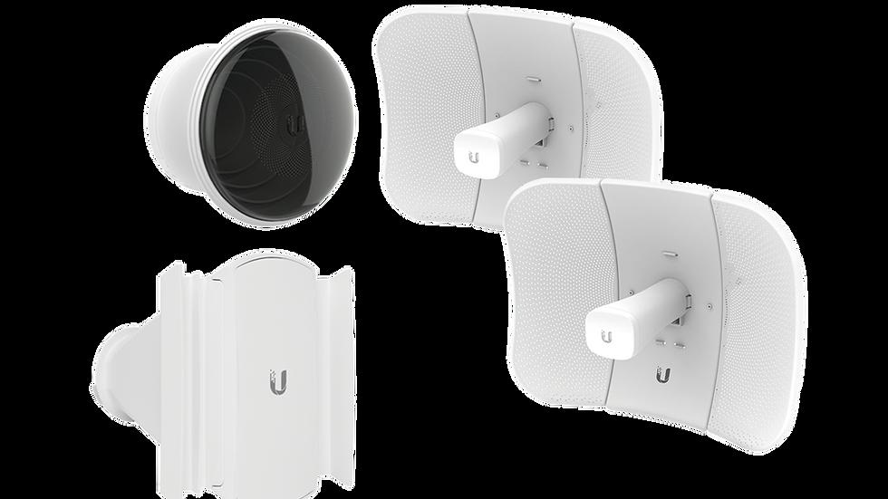 Kit Wireless PtMP para Video IP o Redes