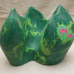 Three Lobes Green