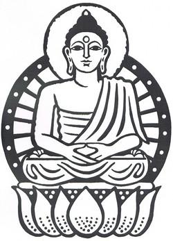Buddha Logo