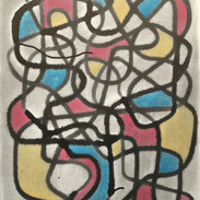 Squiggle Pic No.2, 2018