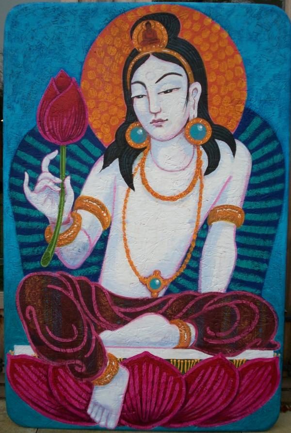 Padmapani Avalokitesvara
