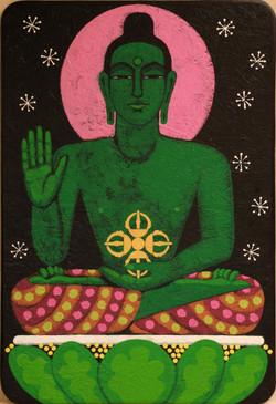 Amoghasiddhi Buddha