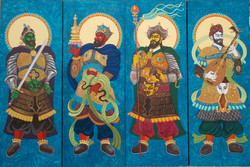 The 4 Great Kings