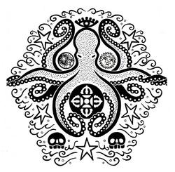 Octapus Tattoo Design