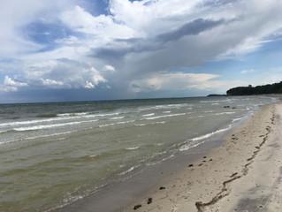 Sonne, Strand und Meer, was will der Mensch mehr!