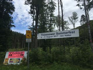 Sommerfest in Thiessow auf der Insel Rügen vom 4. August bis 5. August 2017