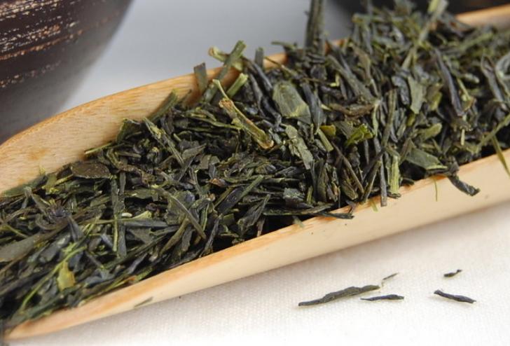 Japan Green Sencha Fukujyu loose leaf tea