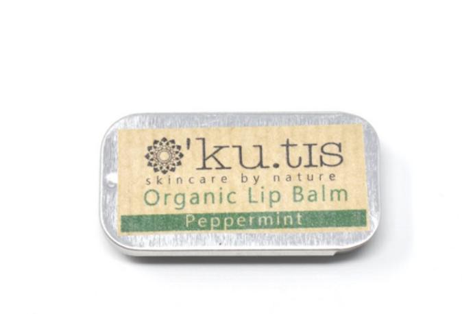 Organic Lip Balm - Peppermint