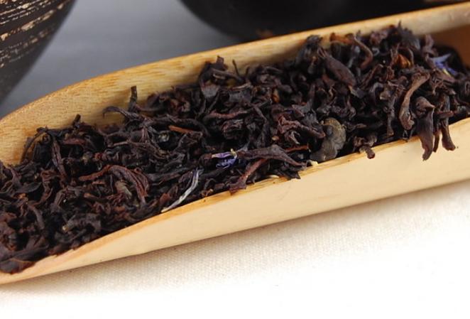 Earl Grey Blue Flowers loose leaf tea