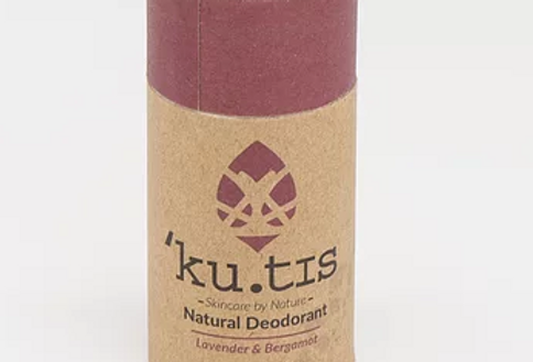 Deodorant Natural Beeswax  - Lavender & Bergamot